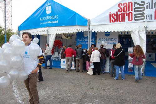 Alcobendas inaugura oficialmente las fiestas de san isidro - Fiestas en alcobendas ...