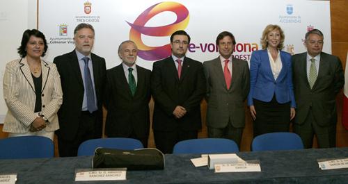 El norte de madrid apuesta por las nuevas tecnolog as con for Viveros madrid norte