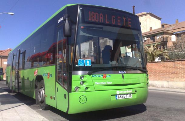 autobus-Algete