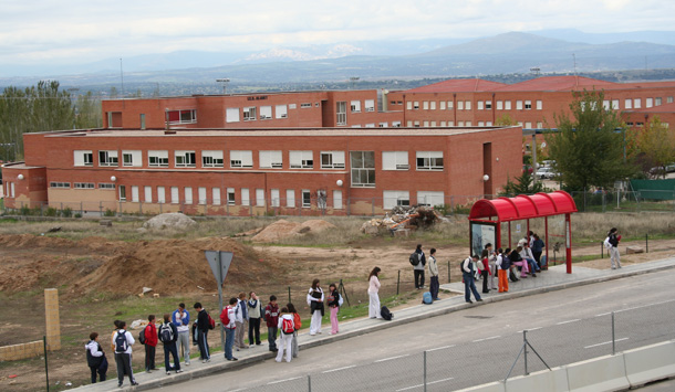 Dias de instituto - 3 part 7