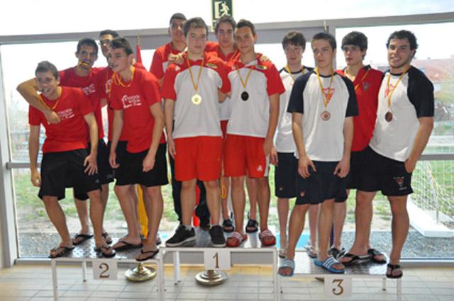 31 medallas para el club nataci n colmenar en el trofeo de for Piscina municipal coslada