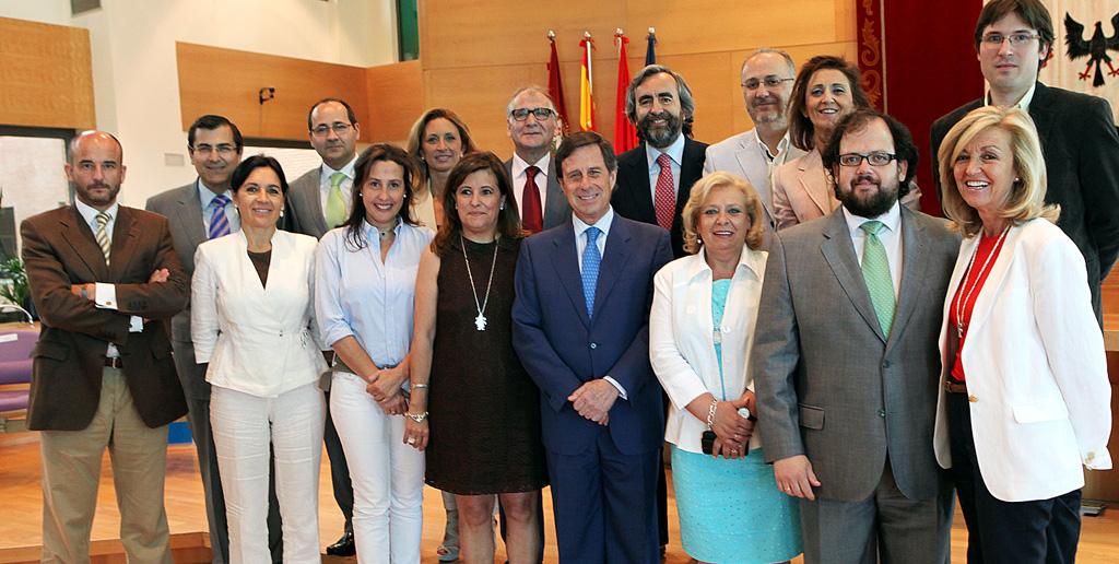 El ayuntamiento de alcobendas hace balance del a o de gobierno - Spa en alcobendas ...