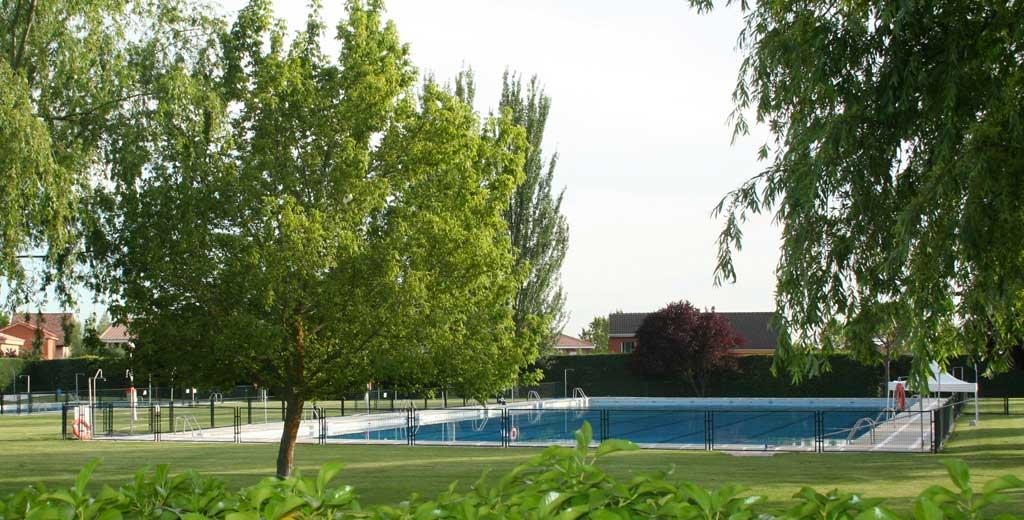 El casar abrir la piscina de verano de el coto for El coto del casar