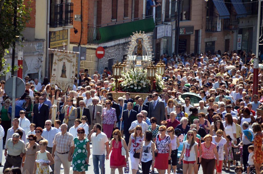 Miles de personas asistieron a las fiestas de colmenar - Jardineria colmenar viejo ...