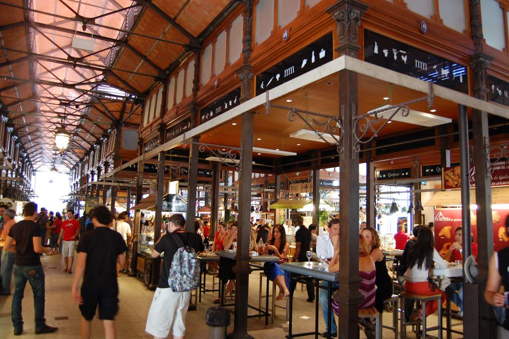 Mercado San Miguel. Foto © _Andoni