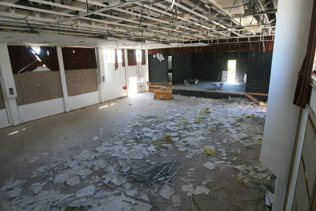 Arrancan las obras en el colegio ciudad de nepaja de tres - Obra nueva tres cantos ...