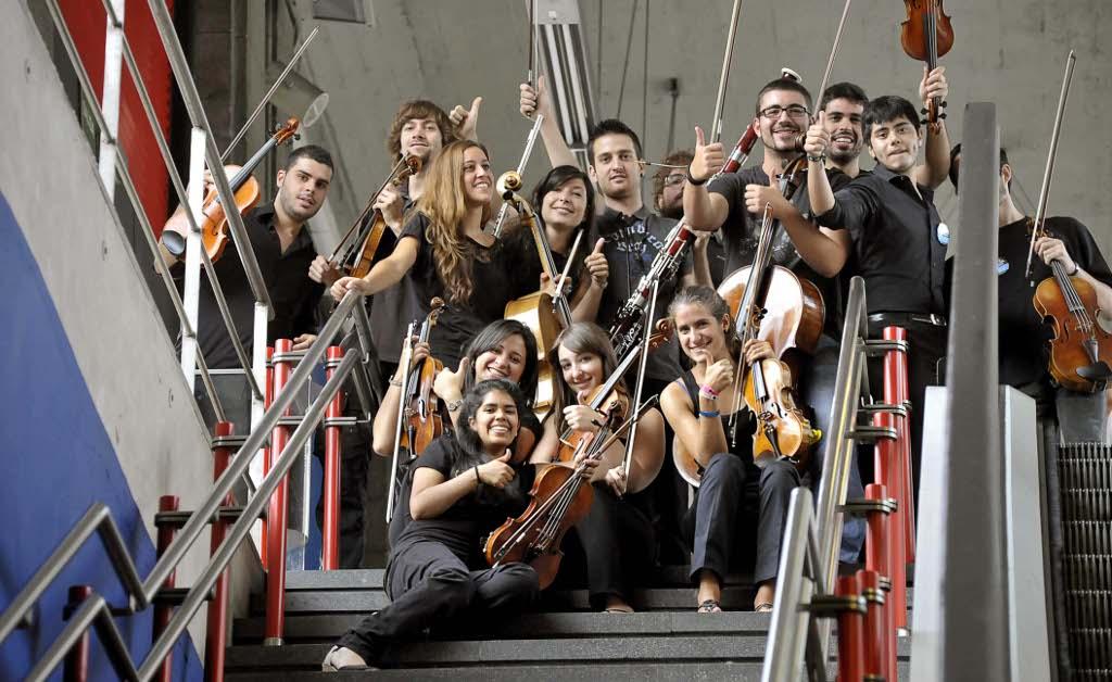Jorge Rodriguez apuesta por la música en la enseñanza de Algete - Crónica Norte