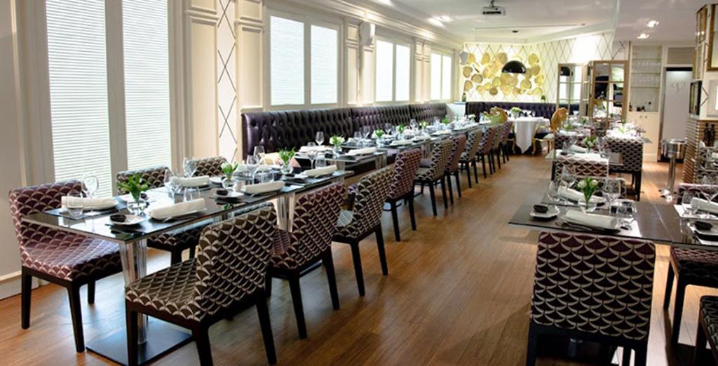 M s de 300 restaurantes en madrid a mitad de precio - Restaurante sergi arola en madrid ...