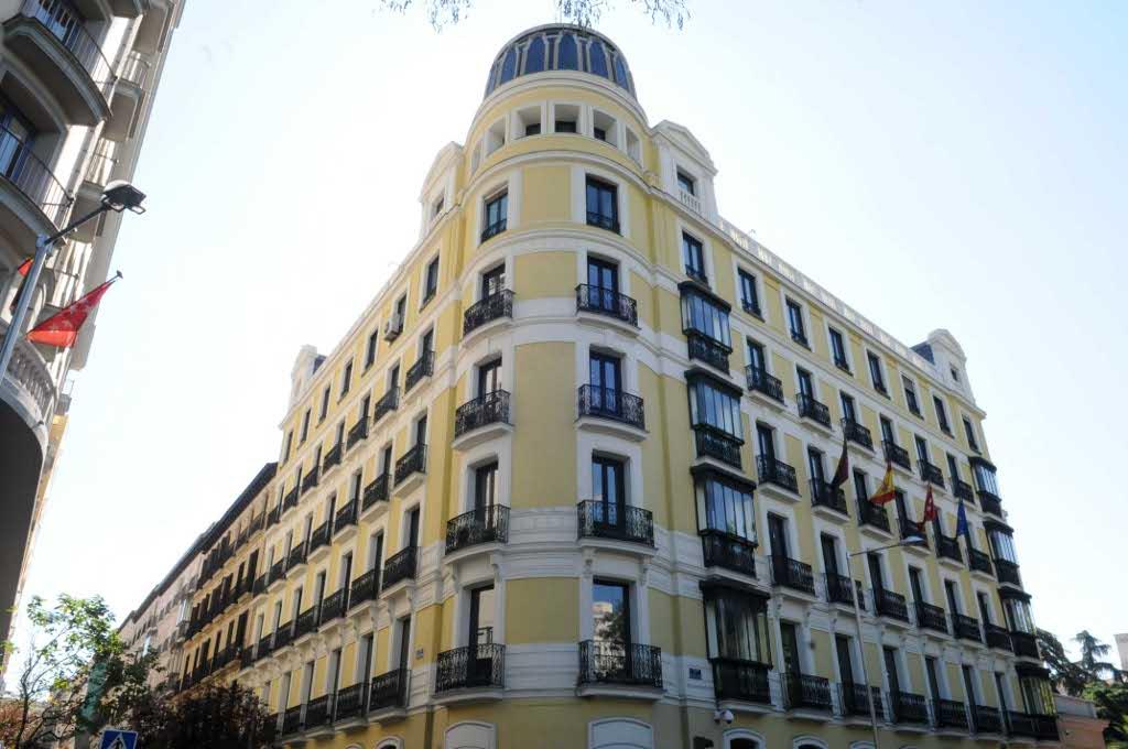 En venta seis inmuebles del ayuntamiento de madrid for Barclays oficinas madrid