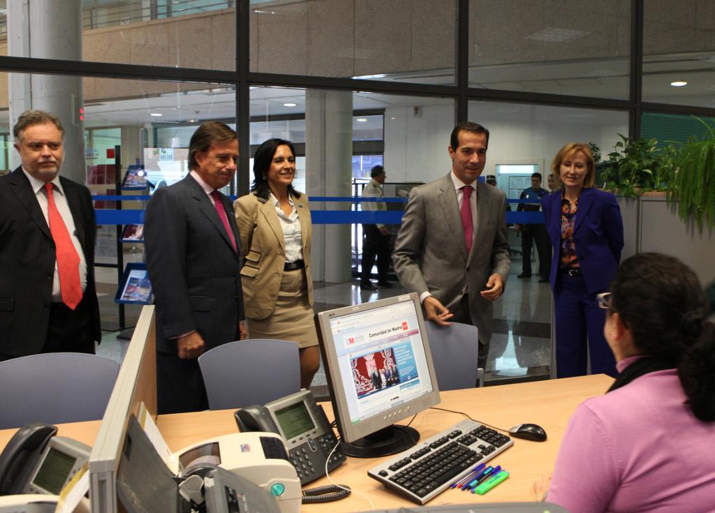 Nuevas oficinas de atenci n al ciudadano en alcobendas for Oficinas atencion al ciudadano madrid
