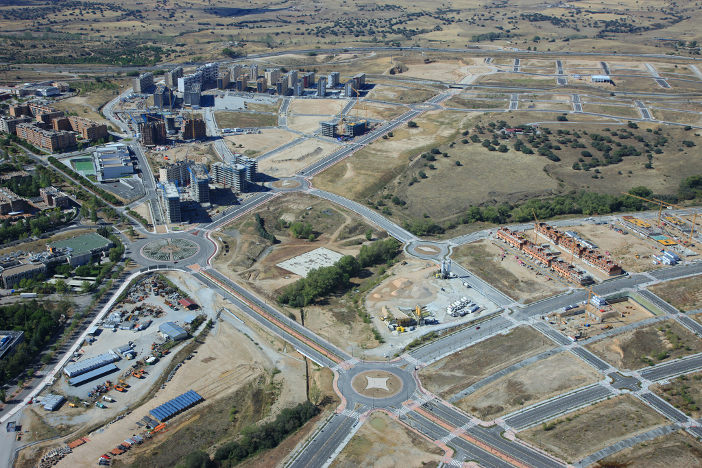 Mejor obra municipal en tres cantos - Viviendas en tres cantos ...