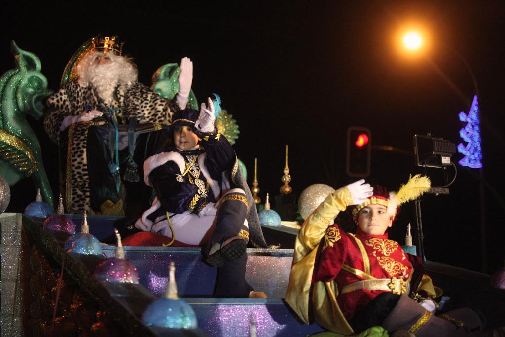 recorrido y las novedades de la Cabalgata de Reyes de Alcobendas