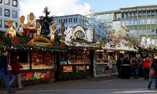 Mercados navide os en madrid - Mercado de navidad en madrid ...