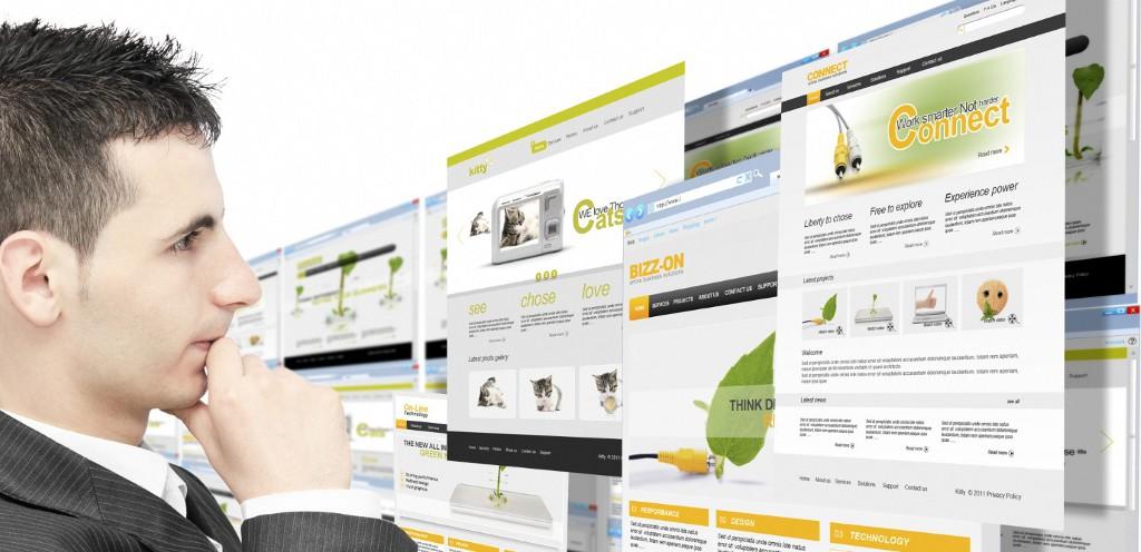 Creador de Páginas Web