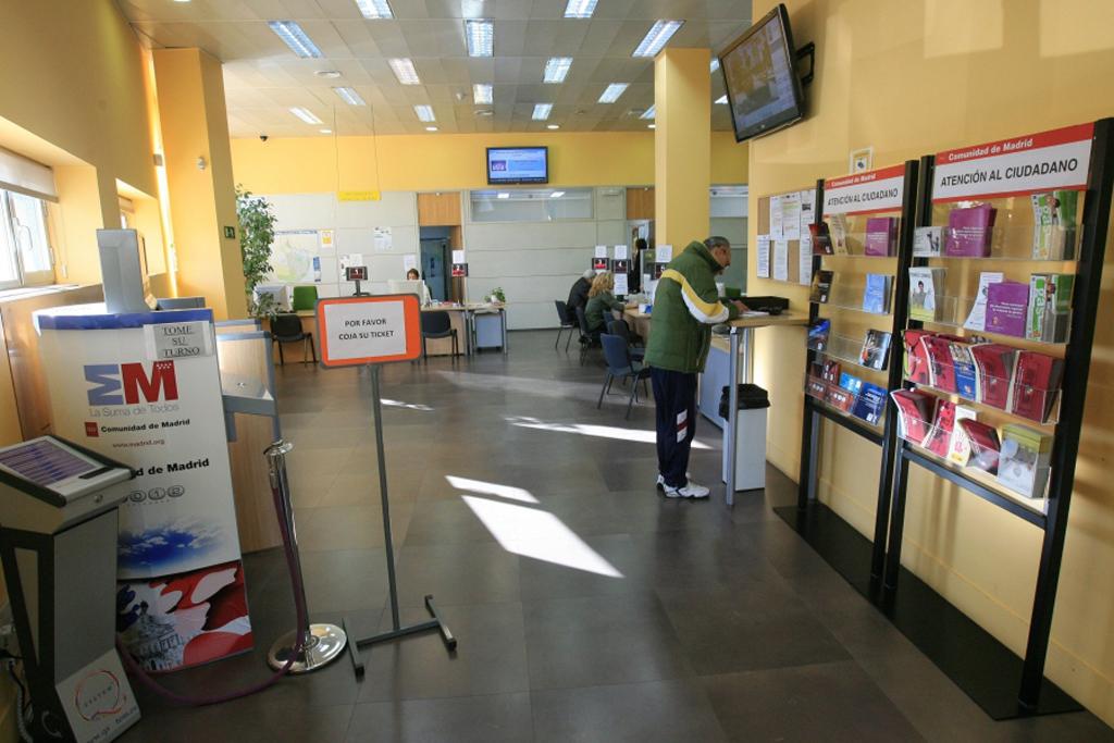 La oficina de atenci n al ciudadano de tres cantos l der - Oficina de atencion al ciudadano madrid ...