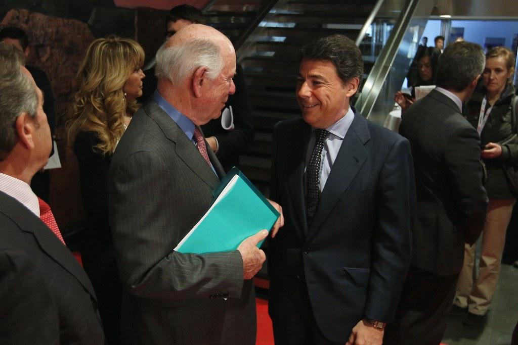 Michael Leven e Ignacio González