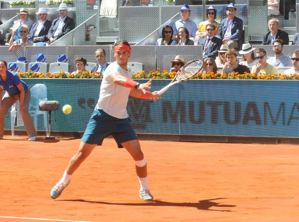 Imagen de archivo. Mutua Madrid Open