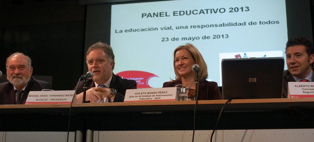 El panel