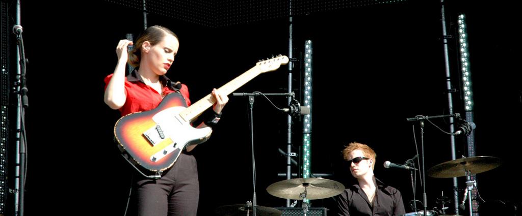 Ana Cavi. Día de la Música 2011 ©  Matadero Madrid