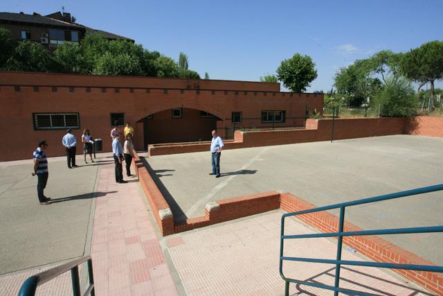 Nueve Colegios De Tres Cantos En Obras