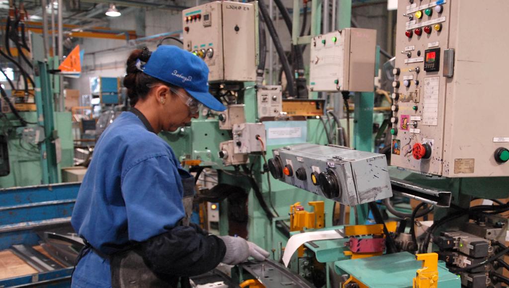 La nueva n mina de los trabajadores for Modelo de nomina de trabajadores