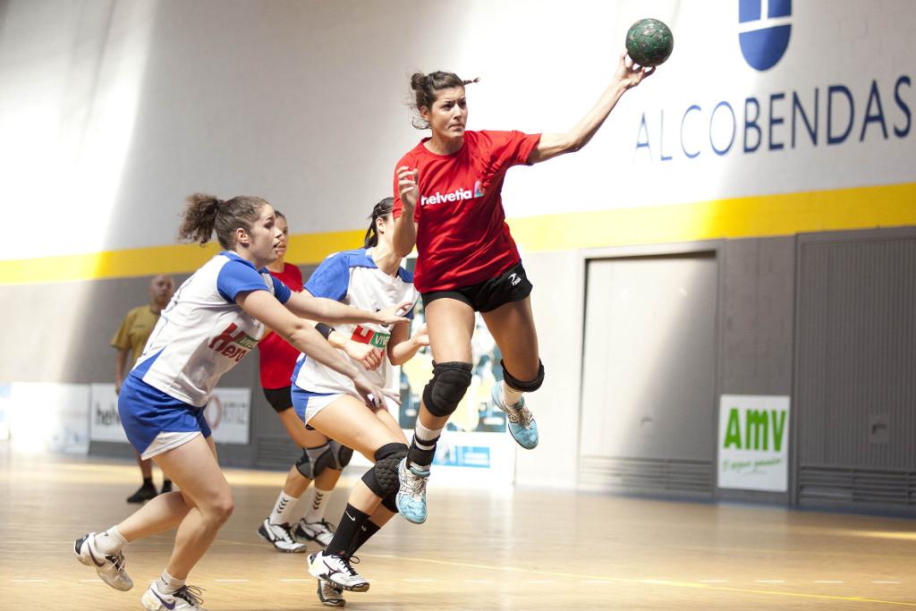 Voleibol balonmano rugby y baloncesto este fin semana en for Vivero alcobendas