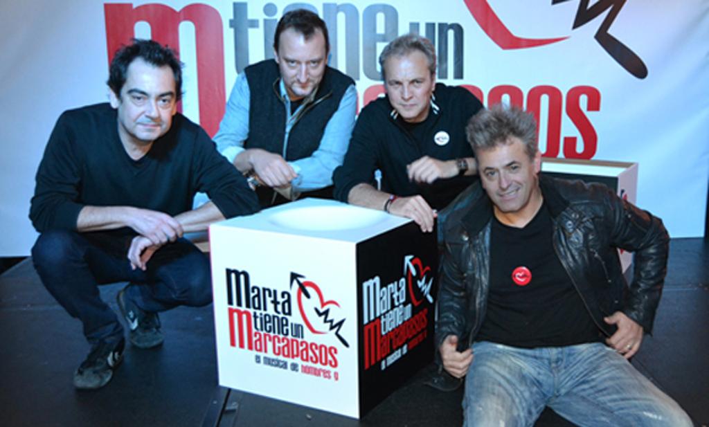© Musical Marta tiene un marcapasos