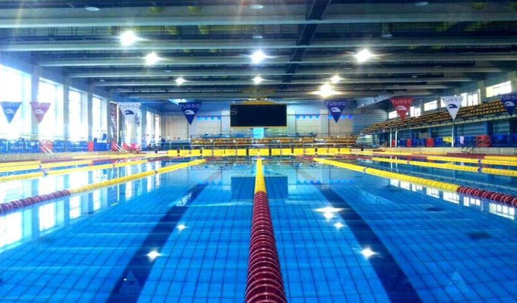 Buen arranque de temporada para el club nataci n alcobendas for Piscina olimpica madrid