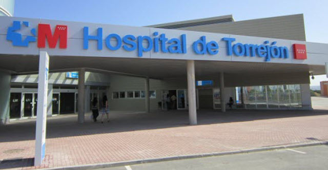 hospital de torrejon
