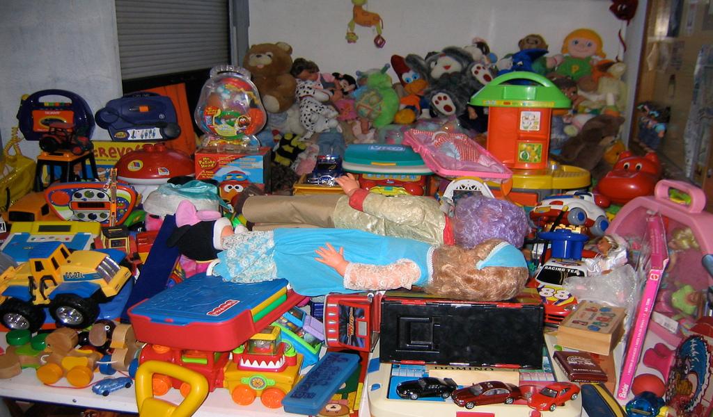 Donar juguetes usados valencia 2017