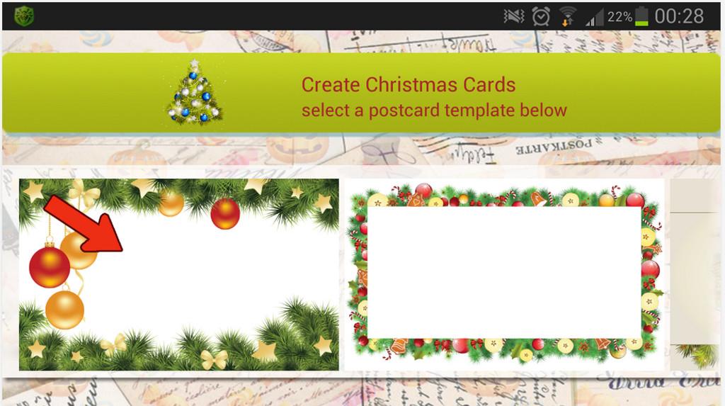 5 aplicaciones gratis para esta navidad - Hacer tarjetas de navidad originales ...