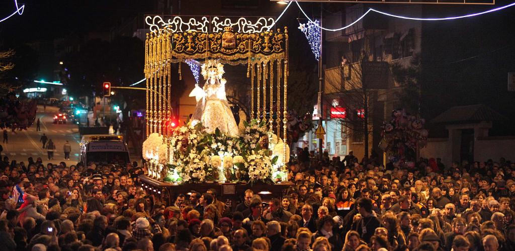 Comienzan las fiestas en honor a la virgen de la paz en alcobendas - Fiestas en alcobendas ...