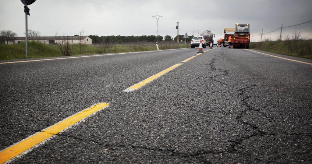 carretera valdetorres obras