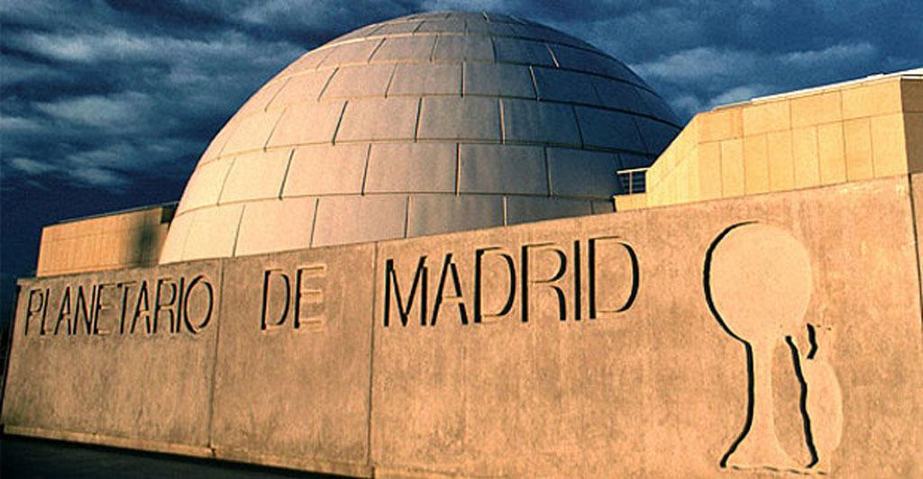 Planetario-Madrid