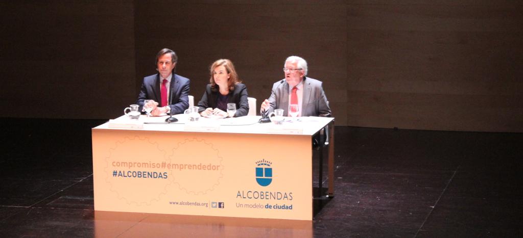 SAENZ DE SANTAMARIA EN ALCOBENDAS (2)