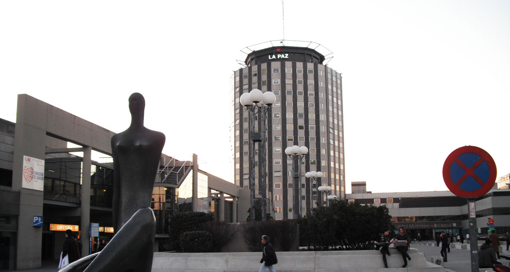 nuevo Hospital La Paz