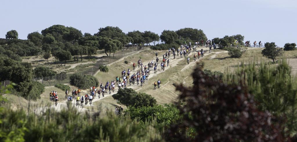 Más De 300 Bikers En Circuito 7 Estrellas Mtb De Sanse