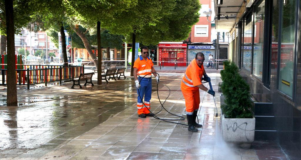 Limpieza de choque en el centro de alcobendas for Empresas de limpieza alcobendas