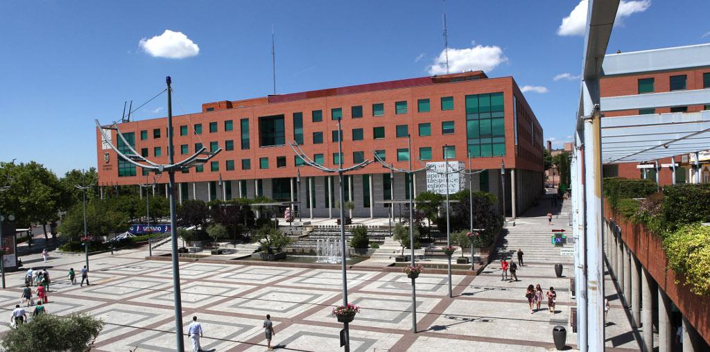 Plaza Mayor alcobendas