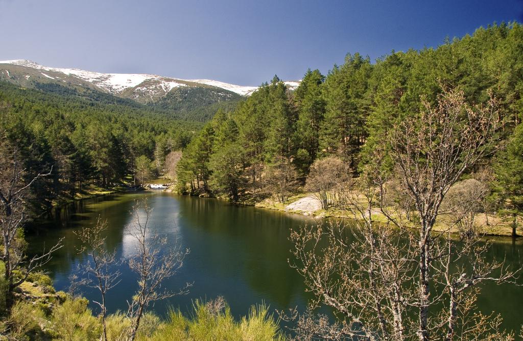 Piscinas naturales de madrid la alternativa serrana a la for Aguas termales naturales madrid