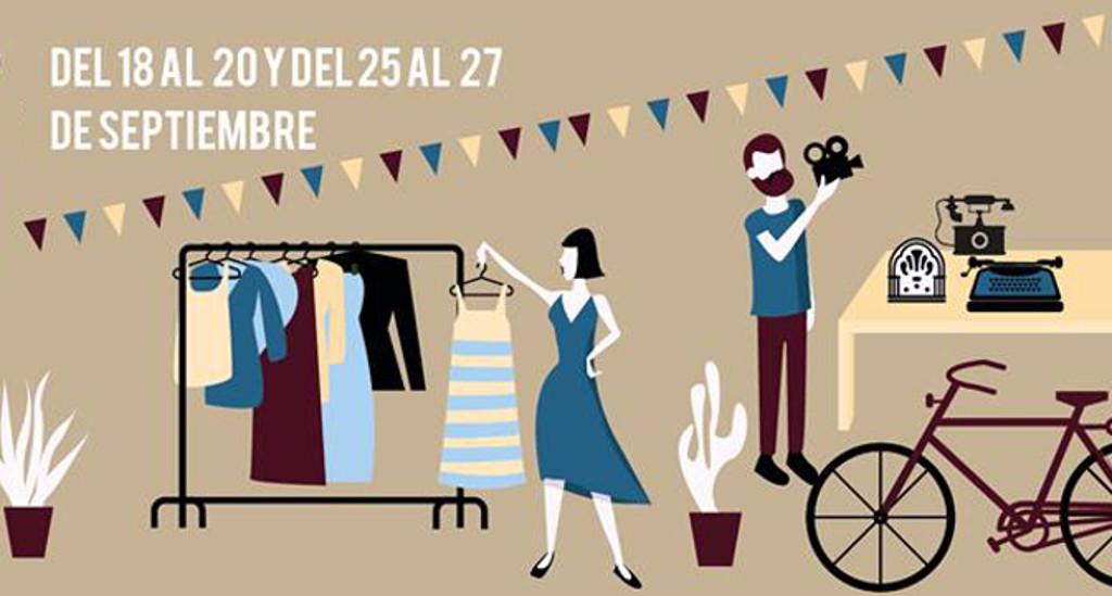 Barrio market el mercadillo vintage de segunda mano - Mercadillo de segunda mano barcelona ...