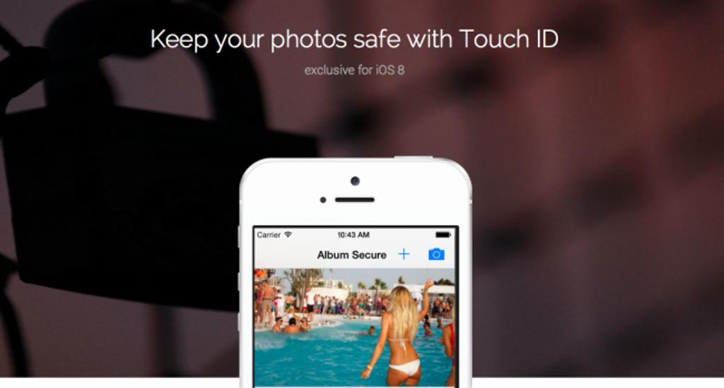 Photo-Album-Secure
