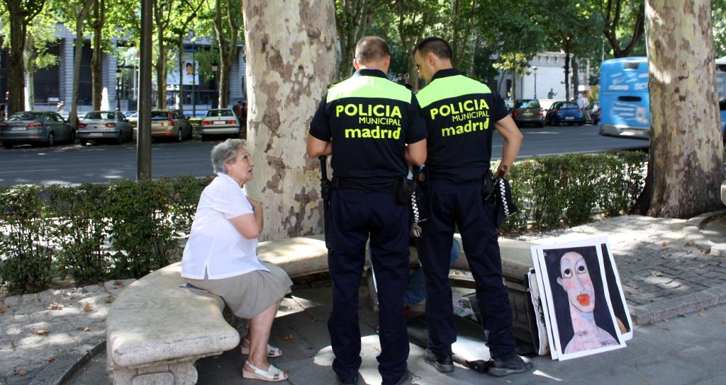 Oposiciones a la polic a local de madrid - Local en madrid ...