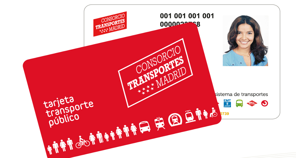 El 7 de septiembre tambi n podr s comprar la tarjeta for Oficina de transporte madrid