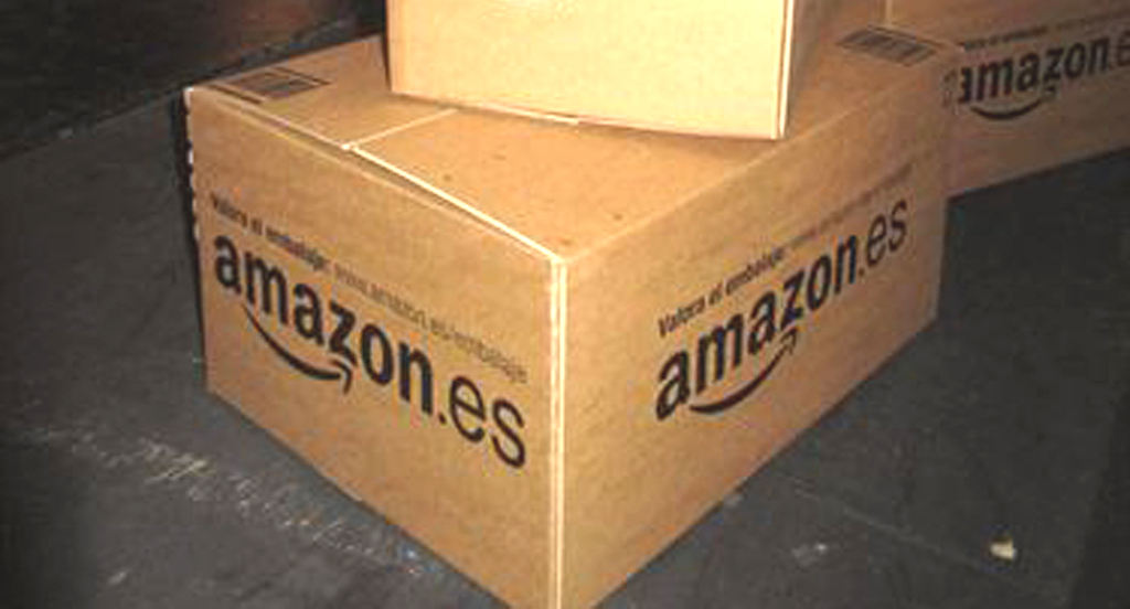 amazon logística