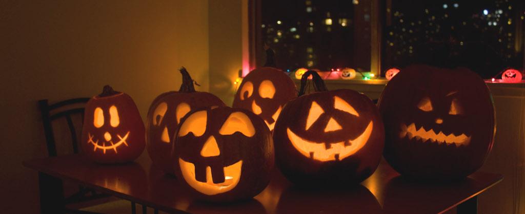 Halloween protagonizar el fin de semana en tres cantos alalpardo algete y sanse - Decoracion calabazas halloween ...