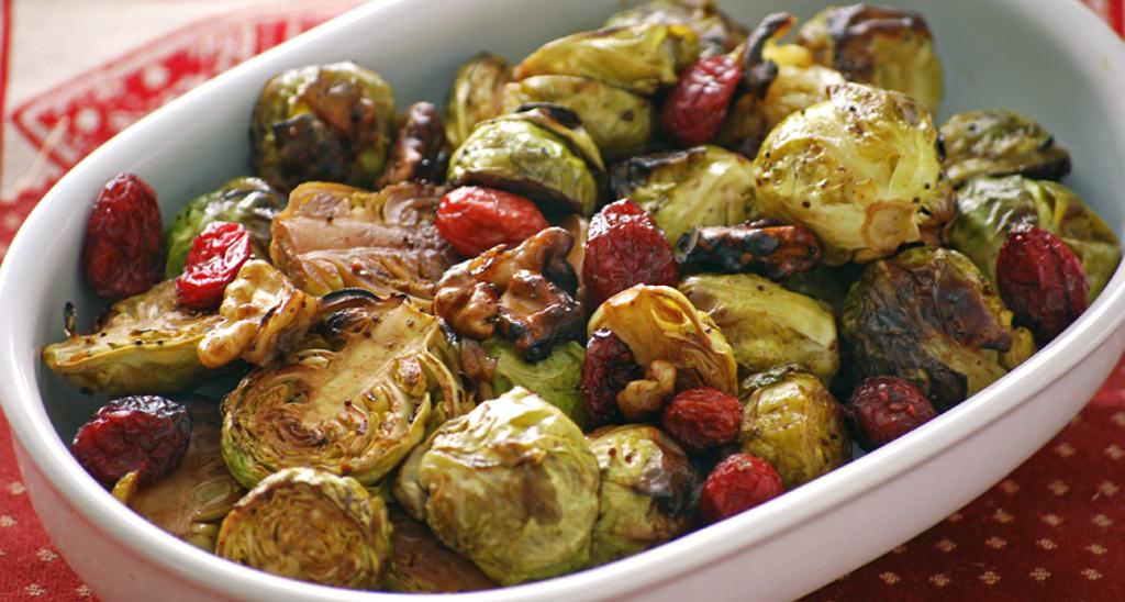 ideas para cocinar las coles de bruselas