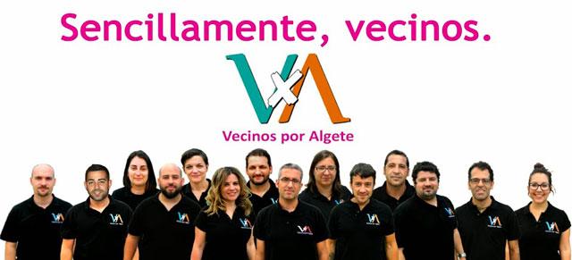 Vecinos por Algete se lanzan a las primarias - Crónica Norte