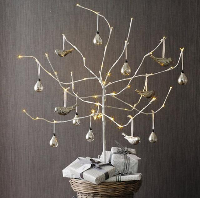 Decora tu casa con ideas low cost esta navidad - Como se decora un arbol de navidad ...