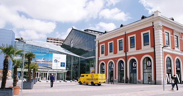 La Estacion De Principe Pio Sera Una Academia De Artistas